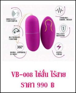 ไข่สั่น VB-008